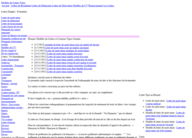 modeles-lettres-types.com