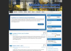 modelingandcontrol.com