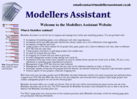 modellersassistant.co.uk