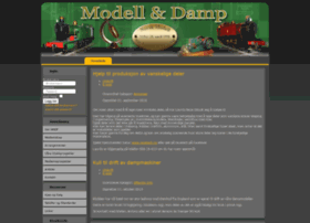 modellogdamp.no