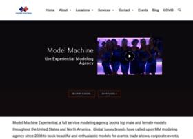 modelmachine.com