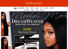 modelmodelhair.com