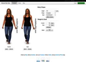 modelmydiet.com