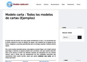 Modelo-carta.com