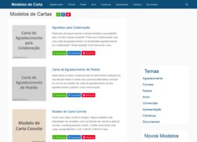 modelosdecarta.com.br