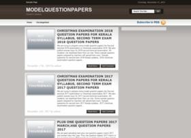 modelquestionpapers.com