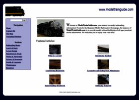 modeltrainguide.com