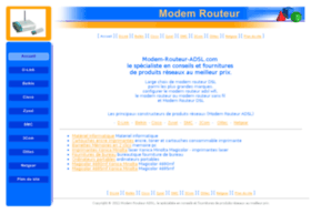 modem-routeur-adsl.com