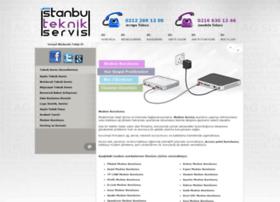 modem.istanbulteknikservis.com