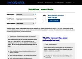 modemsolution.com