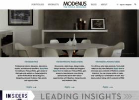 modenus.com