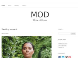 modeofdress.com