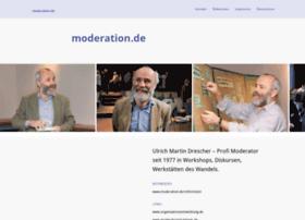 moderation.de