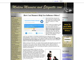 modern-manners-and-etiquette.com