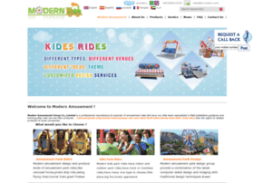 modern-park-rides.com