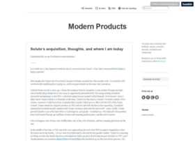 modern-products.tumblr.com