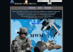 modern-war-militia.com