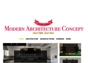 modernarchitectureconcept.com
