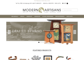 modernartisans.com