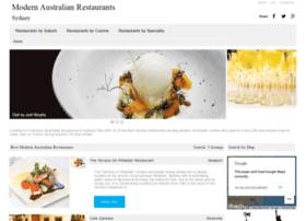 modernaustralianrestaurants.com.au