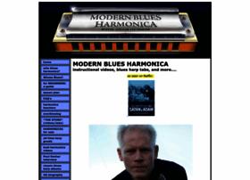 modernbluesharmonica.com