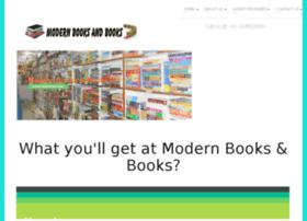 modernbooksandbooks.com