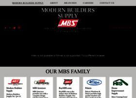 modernbuilderssupply.com
