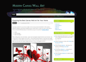 moderncanvaswallart.wordpress.com