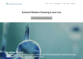 moderncleaning.com