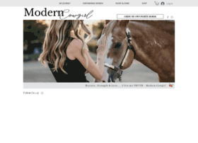 moderncowgirl.com