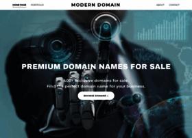 moderndomain.com