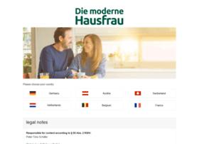 moderne-hausfrau.com
