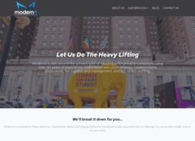 modernecommunications.com