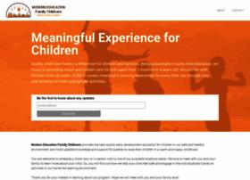moderneducationfamilychildcare.com