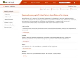 moderneverwaltung.sachsen.de