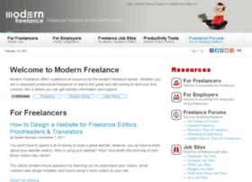 modernfreelance.com
