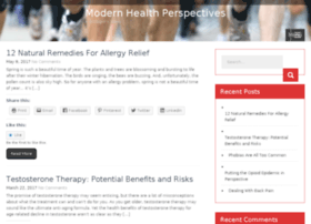 modernhealthperspectives.com