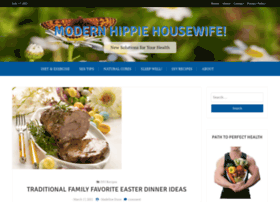 modernhippiehousewife.com