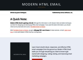 modernhtmlemail.com