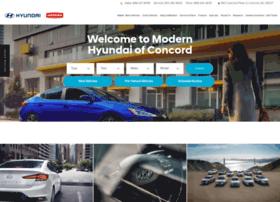 modernhyundai.com