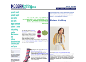 modernknitting.co.uk