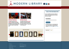 modernlibrary.com