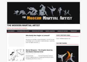 modernmartialartist.com