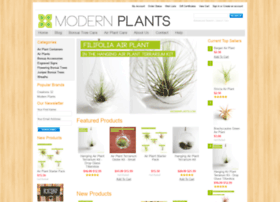 modernplants.com