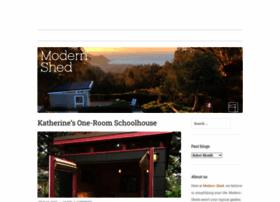 modernshedblog.com