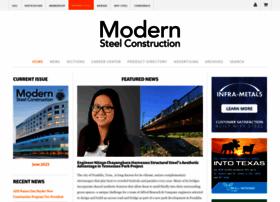 modernsteel.com