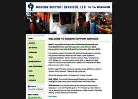 modernsupportservices.org