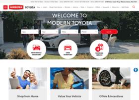 moderntoyota.com