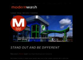 modernwash.net