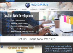 modernwebstudios.com